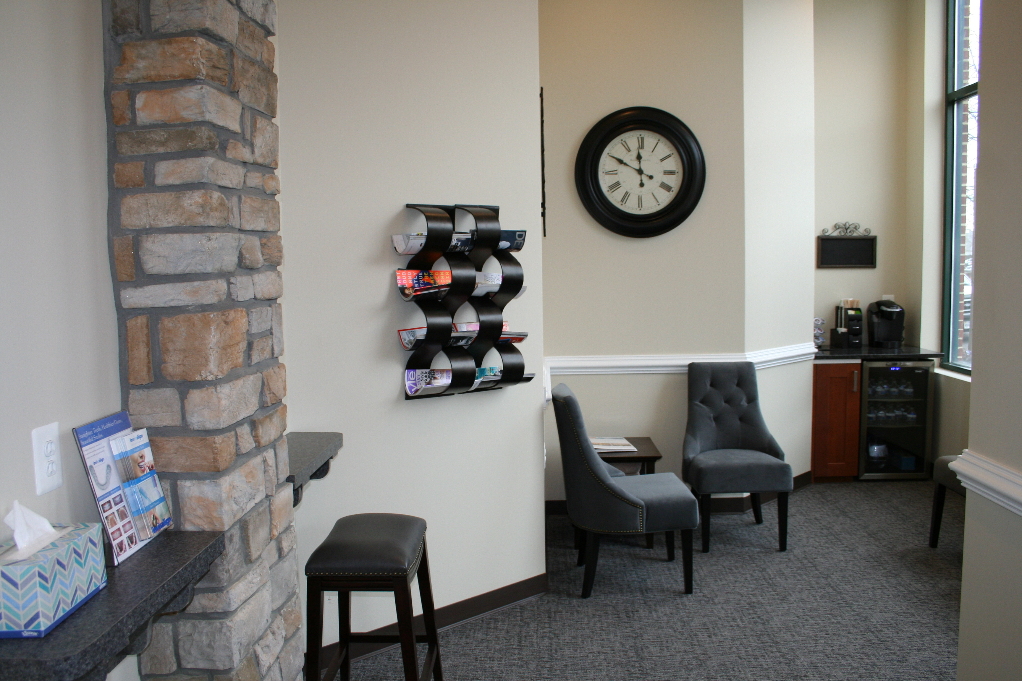 Braddock Dental - Waiting Room