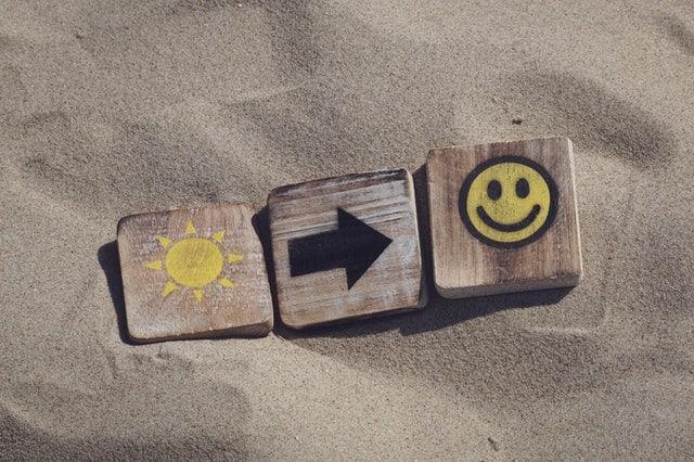 sun means happy blocks